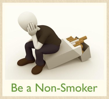 Be a Non-Smoker